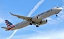 N403AN American A321 235NX