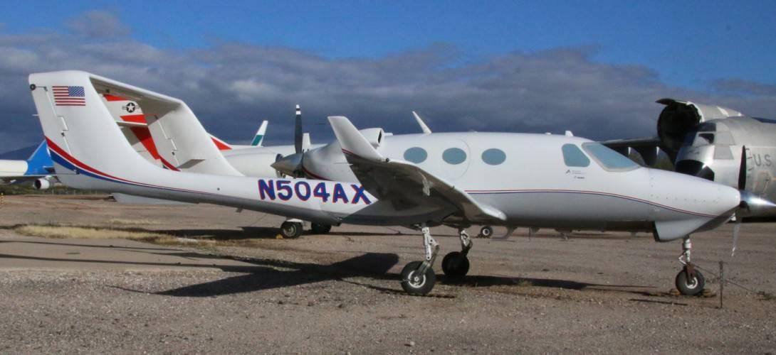 N504AX Adam Aircraft A500