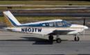 N803TW PIPER PA 28 180 Cherokee