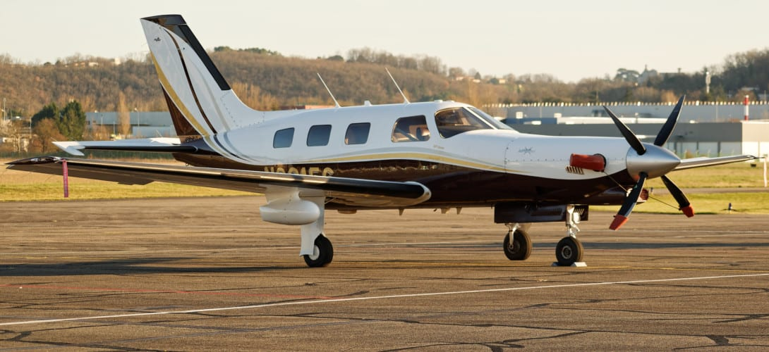 N92156 Piper PA 46 Malibu Mirage