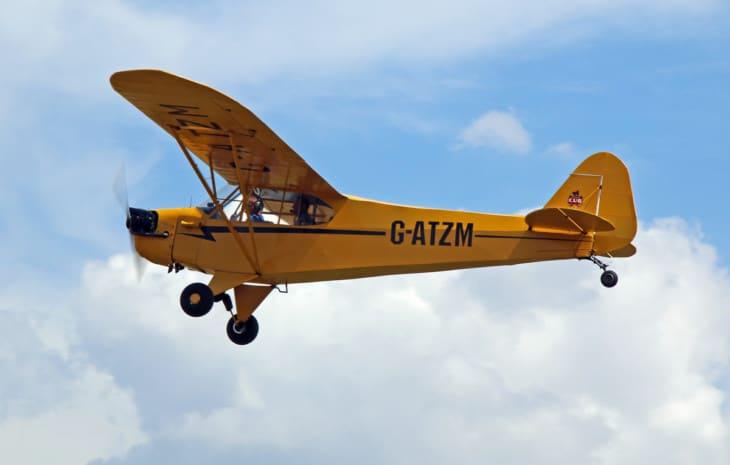 Piper J 3 Cub G ATZM