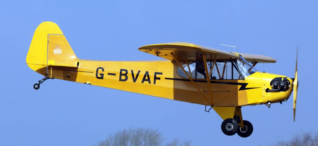 Piper J 3 Cub G BVAF 1