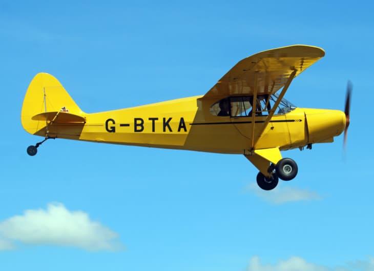 Piper J 5 Cub Cruiser G BTKA.