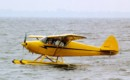 Piper PA 12 on floats