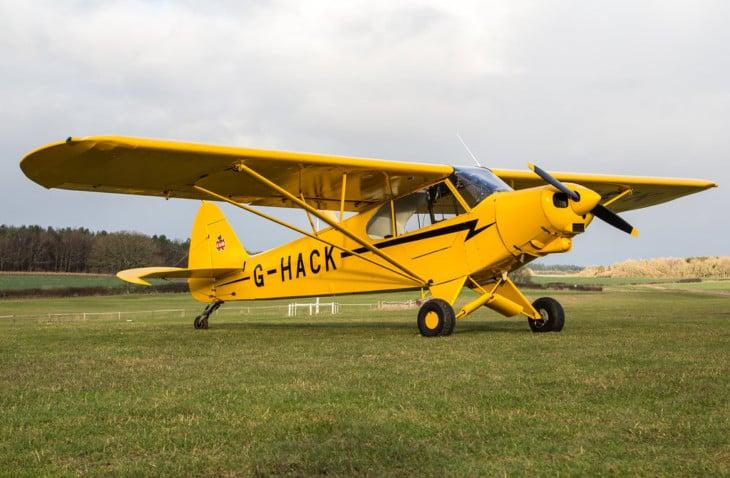 Piper PA 18 150 Super Cub G HACK