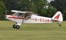 Piper PA 18 Super Cub 'G ECUB'