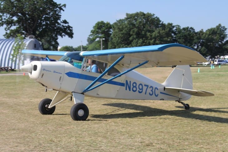 Piper PA 20 Pacer N8973C