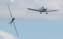 Piper PA 25 235 Pawnee G BDPJ towing a Swift S 1 Glider.
