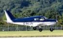 Piper PA 28 140 Cherokee Cruiser landing