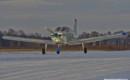 Piper PA 28 180 Cherokee Landing