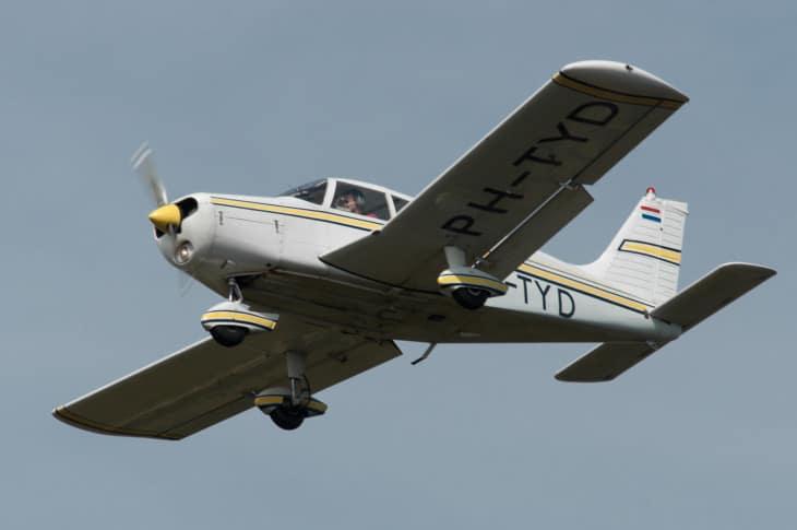 Piper PA 28 Cherokee PH TYD