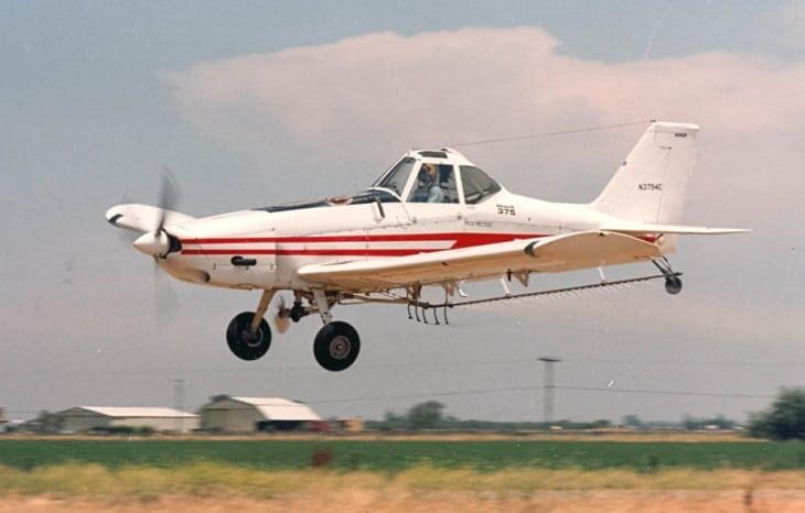Piper PA 36 Brave N3794E
