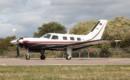 Piper PA 46 500TP Malibu Meridian D FBLK