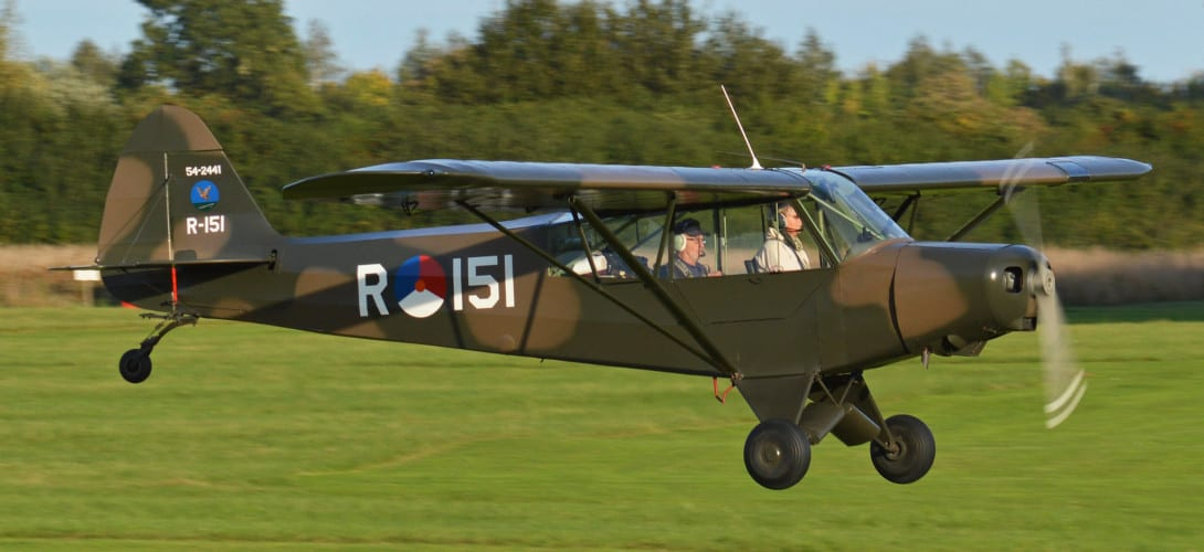Piper PA18 135 Super Cub R 151
