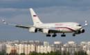 RA 96017 Russia State Transport Company Ilyushin Il 96 300
