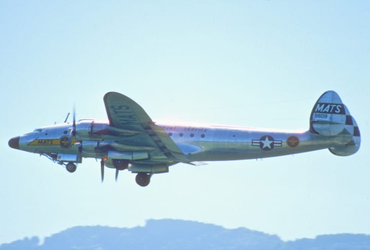 The Constellation Group Lockheed L 749 Constellation 1