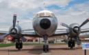 United States Air Force C 131D Samaritan