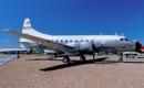 United States Air Force Convair VC 131D Samaritan