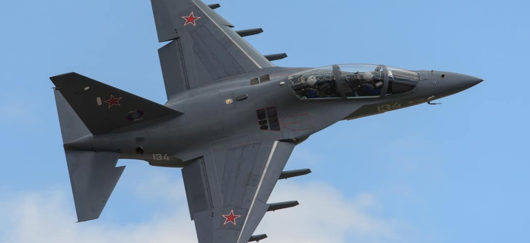 Yakovlev Yak 130 4