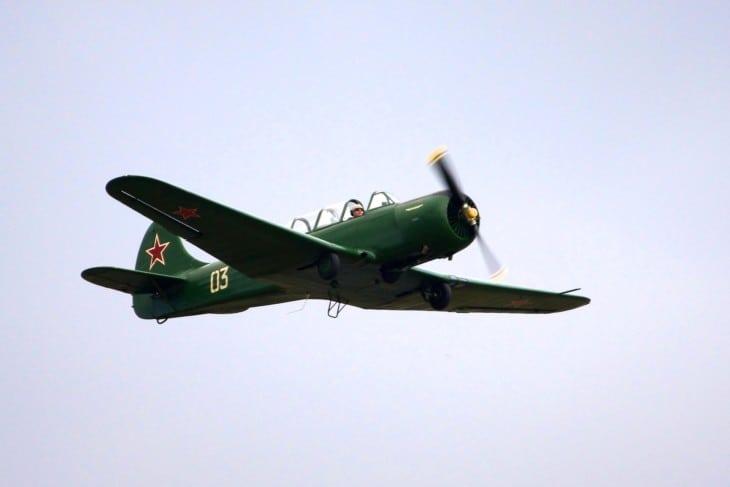 Yakovlev Yak 18A