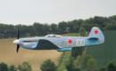 Yakovlev Yak 3 low pass