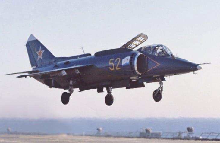 Yakovlev Yak 38