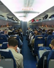 How is the Oxygen Level Maintained in an Airplane?