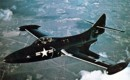 A U.S. Navy Grumman F9F 2 Panther