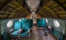 Aeroflot Tupolev Tu 104A Cabin