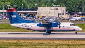 Bombardier Q100 (Dash 8-100)