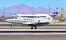 C FJHS British Aerospace BAe 125 800B