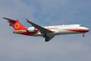 Comac ARJ21-700 Xiangeng (Flying Phoenix)
