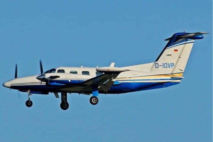 D IOVP Piper PA 42 720 Cheyenne IIIA