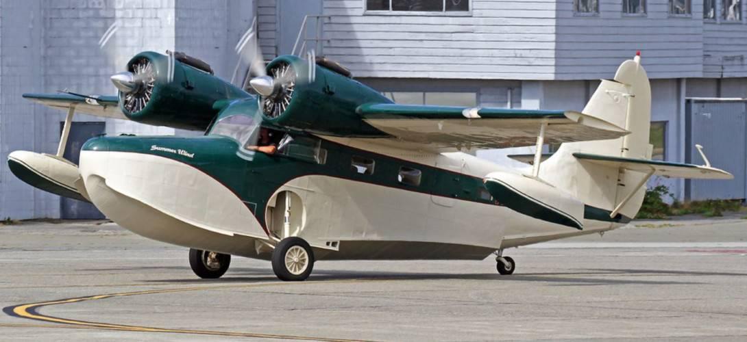 Diesel Acquisitions LLC Grumman G 21A Goose N339FG Summer Wind