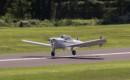 ERCO Ercoupe landing