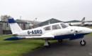 G ASRO Piper PA 30 160 Twin Comanche