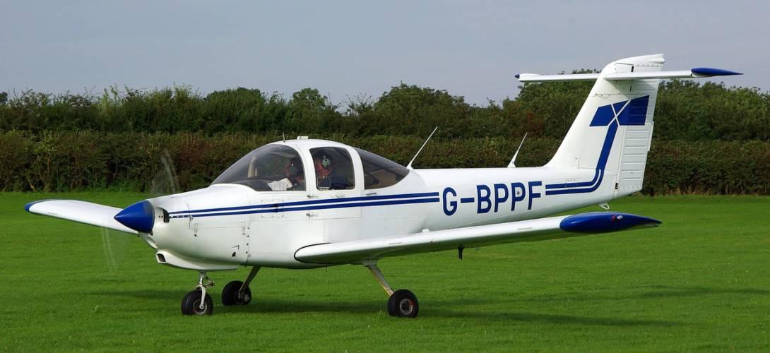G BPPF. Piper PA 38 112 Tomahawk