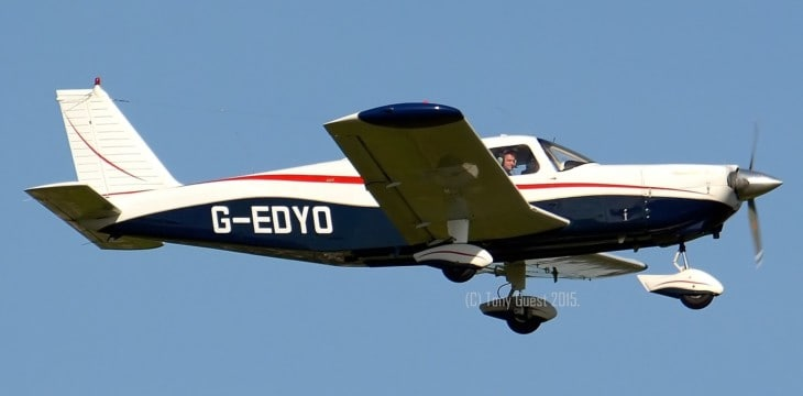 G EDYO. Piper PA 32 260 Cherokee Six.