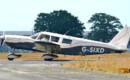 G SIXD Piper PA 32 300 Cherokee Six.