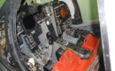 Grumman A 6A Intruder simulator cockpit