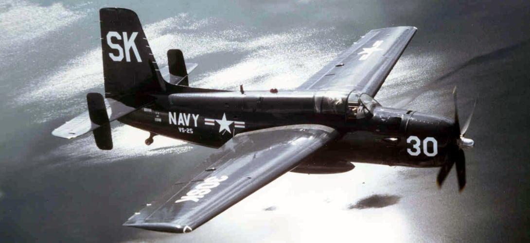 Grumman AF 2S Guardian