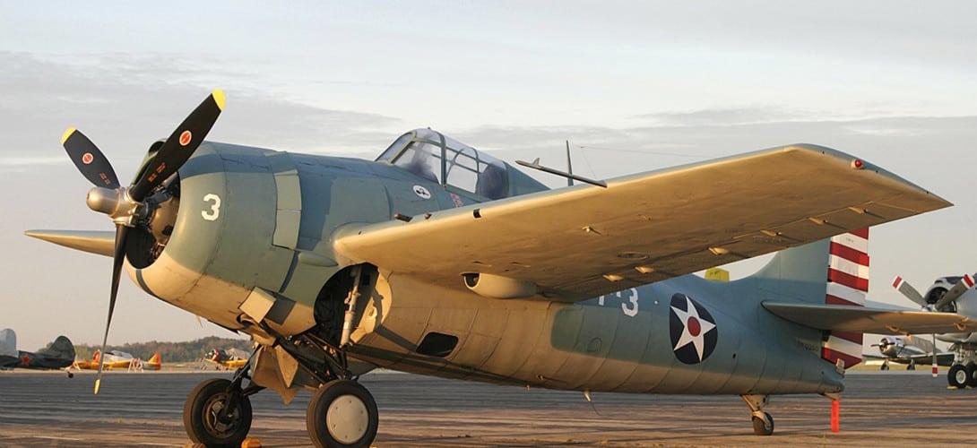Grumman F4F 3 Wildcat