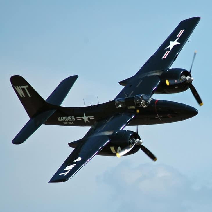 Grumman F7F 3P Tigercat