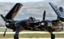 Grumman F7F Tigercat Chino Airshow 2014