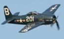 Grumman F8F 2P Bearcat '121714 B 201 1