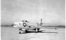 Grumman F9F 6 Cougar.