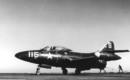 Grumman F9F Panther of VF 51.
