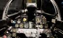 Lockheed F 80C cockpit