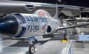 Lockheed F 94 Starfire.