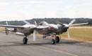 Lockheed P 38 Lightning Flying Bulls.